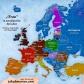 Frau in europäischen Sprachen
